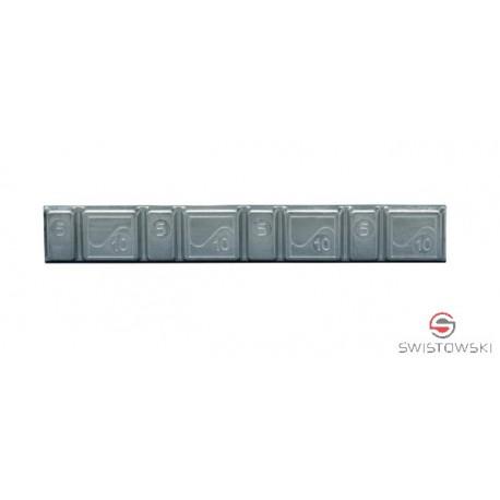 Ciężarek klejony ołowiany 60g, 6mm (303-2) 50 szt./pud.