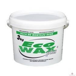 """ECO-WAX plus""-pasta monterska 3kg"