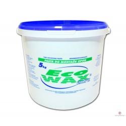 """""""ECO-WAX extra""""- pasta monterska NIEBIESKA  5kg."""