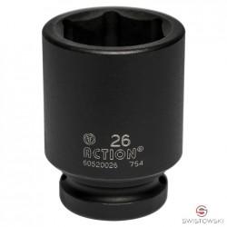 """Nasadka 26 mm 1/2"""" dł. 50mm W"""