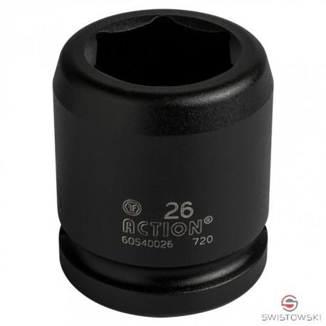 "Nasadka 26 mm 3/4"" dł. 50mm"