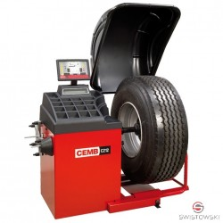 WHEEL BALANCER Cemb C212 for trucks (automatic, display)