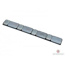 Ciężarek klejony ocynkowany SMART 60g (5-10) 100 szt./pud. ZAOKRĄGLONE