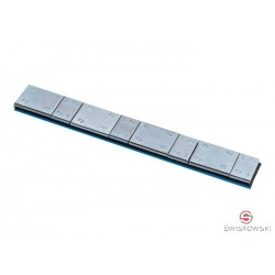 Ciężarek klejony ocynkowany SMART 60g (5-10) 100szt./pud.   PŁASKIE