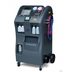 ICEGARD ORO - stacja obsługi klimatyzacji model PREMIUM