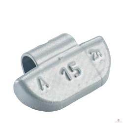 Ciężarek 15g. cynkowy ALU (typ 63) 100szt./pud.