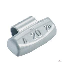 Ciężarek 20g. cynkowy ALU (typ 63) 100szt./pud.