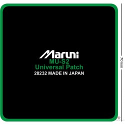 Łatka MARUNI MU-S2 70mm kwadrat do opon 50 szt./pud.
