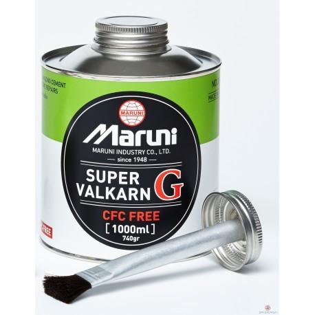Płyn wulkanizacyjny do opon MARUNI SUPER VALKARN G CFC-FREE 1l +pędzel