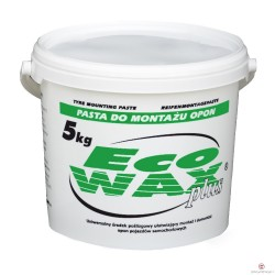 """ECO-WAX""-plus pasta monterska 5kg."