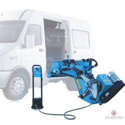 Montażownica ciężarowa TM26 Mobilna