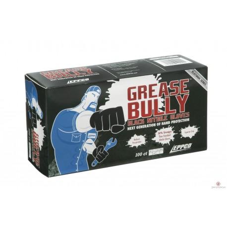 Rękawiczki Grease Bully XL 90 szt./pud. czarne