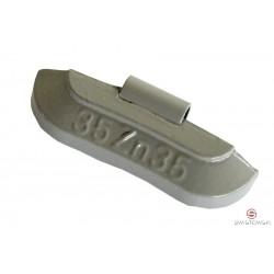 Ciężarek 35g cynkowy standard (SS606) 50 szt./pud.