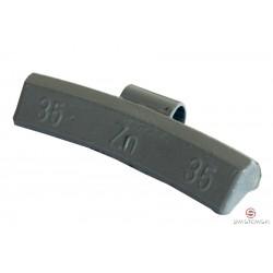 Ciężarek 35g cynkowy ALU (SA605) 50szt./pud.