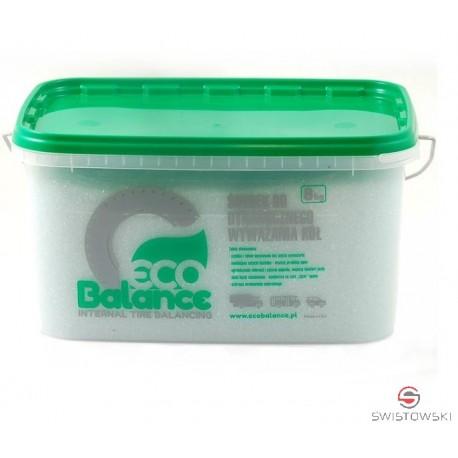 Granulat do dynamicznego wyważania kół EcoBalance 8kg