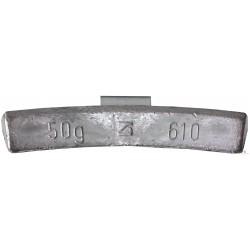 Ciężarek  50g ALU-nabijany (typ 610) 50 szt./pud.
