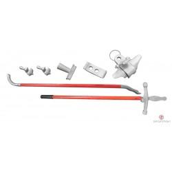 """Czujnik uniwersalny EZ-sensor 2.0  """"clamp - in""""- zawór metalowy"""