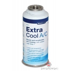 Extra Cool - płyn wspomagający działanie klimatyzacji