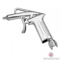 Pistolet do przedmuchu krótki
